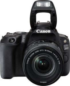 Canon EOS 200d 24.2 megapixel digital SLR camera
