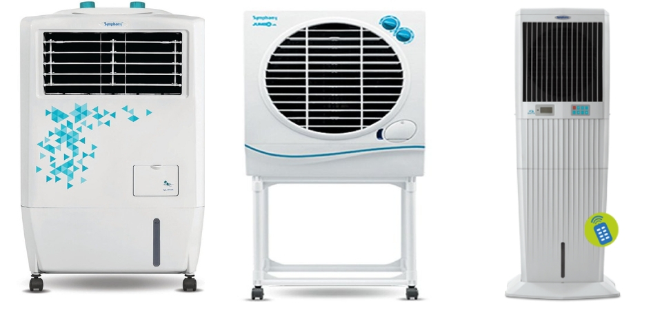 Top 5 Best Symphony Air cooler Price List And Reviews